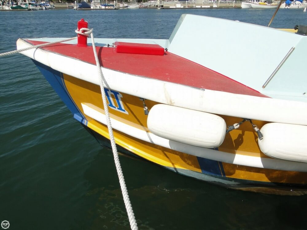 1988 Westerly Marine Custom 30' Water Taxi - Photo #24