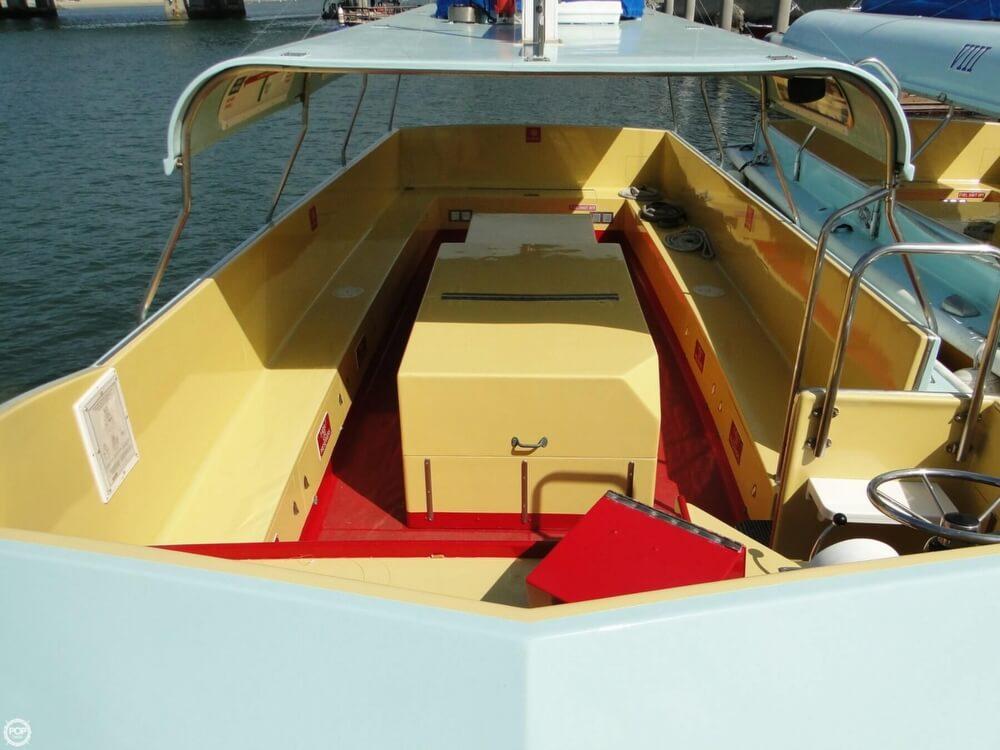 1988 Westerly Marine Custom 30' Water Taxi - Photo #27