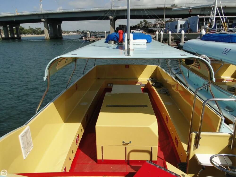 1988 Westerly Marine Custom 30' Water Taxi - Photo #28
