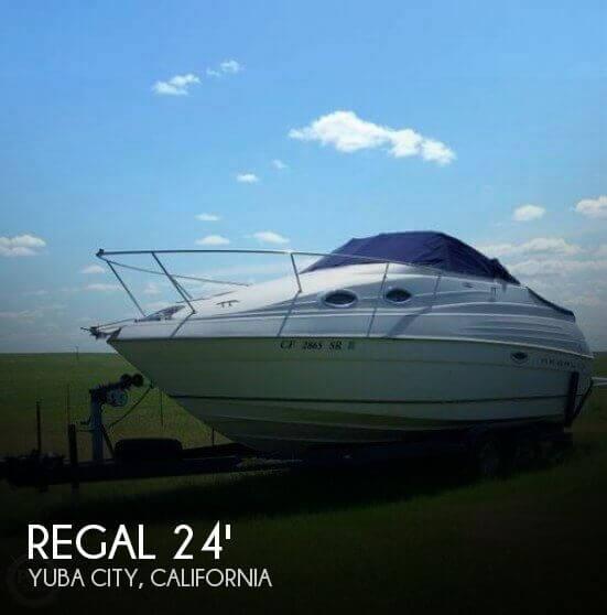 2001 Regal 24 - Photo #1