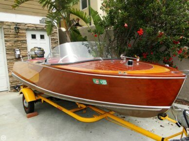 Berglund 14 Sportsflyte Diplomat, 14', for sale - $14,500