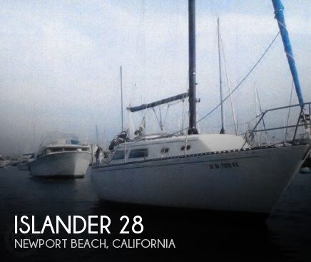 1975 Islander 28 - Photo #1