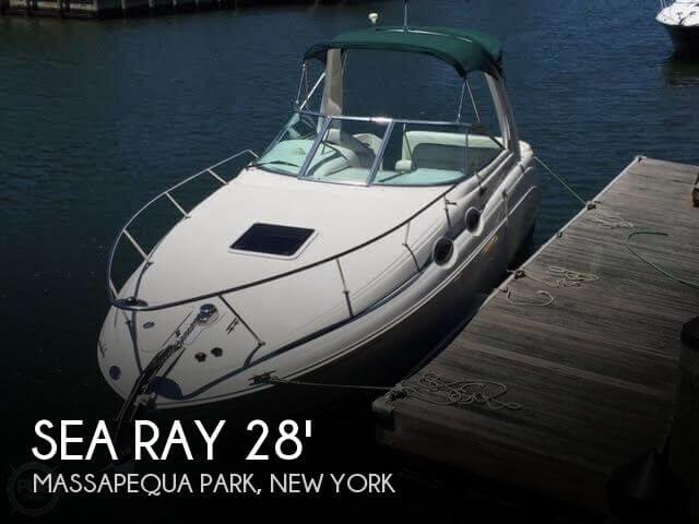 2004 Sea Ray 28 - Photo #1