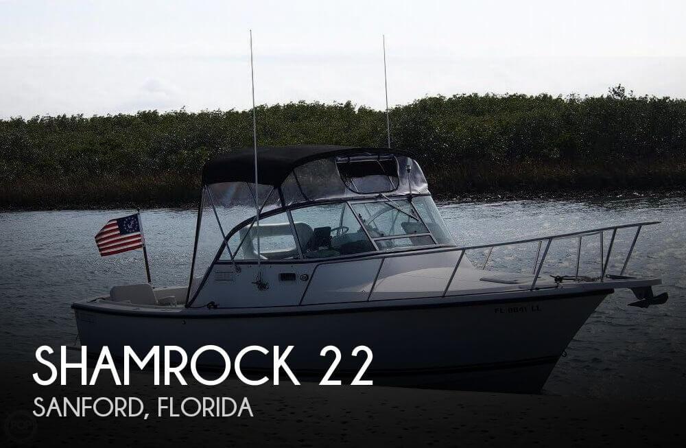 1991 Shamrock 22 - Photo #1