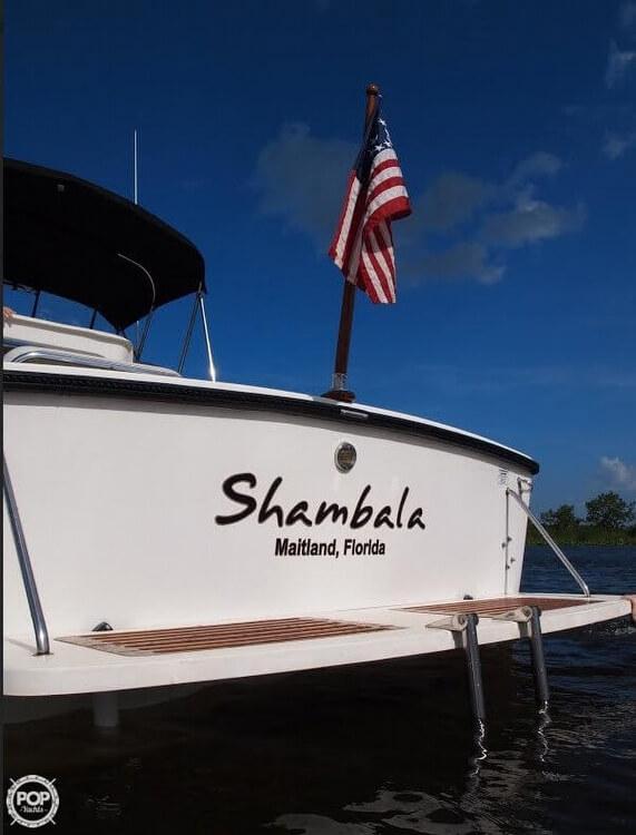 1991 Shamrock 22 - Photo #12