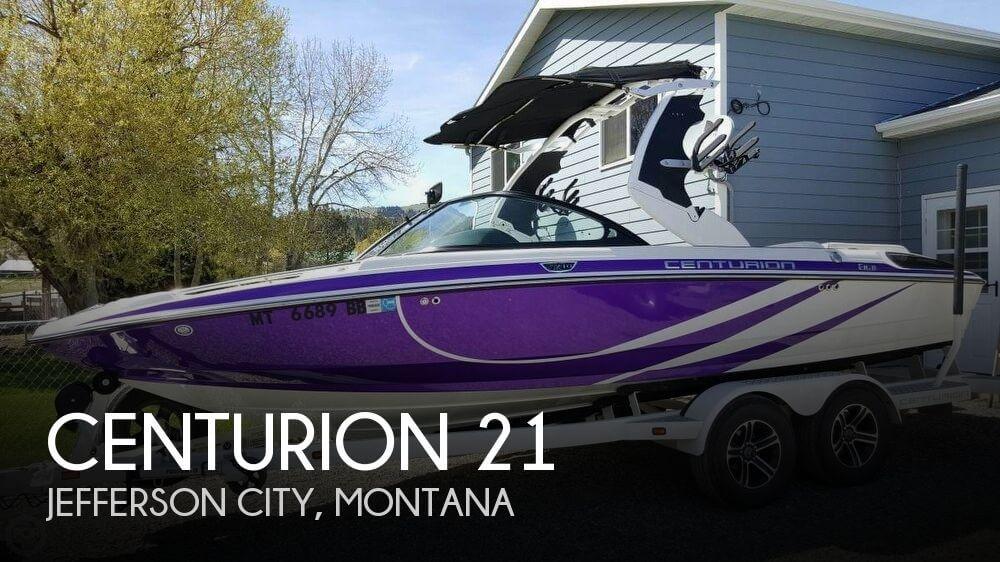 2015 Centurion 21 - Photo #1