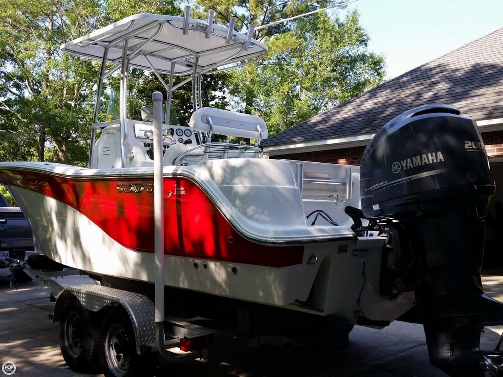 2012 Sea Fox 226 CC Pro Series - Photo #3