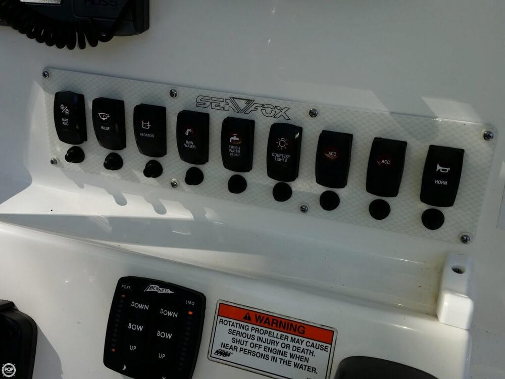 2012 Sea Fox 226 CC Pro Series - Photo #29