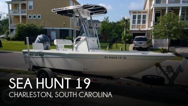 2012 Sea Hunt 19 - Photo #1