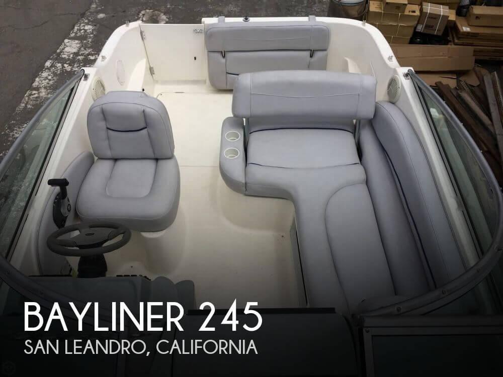 2006 Bayliner 245 - Photo #1