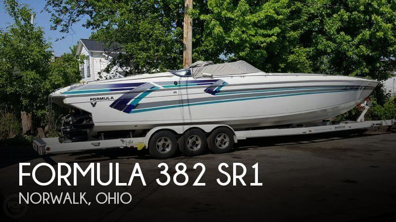 Used Boats For Sale in Cleveland, Ohio by owner | 1996 Formula 38