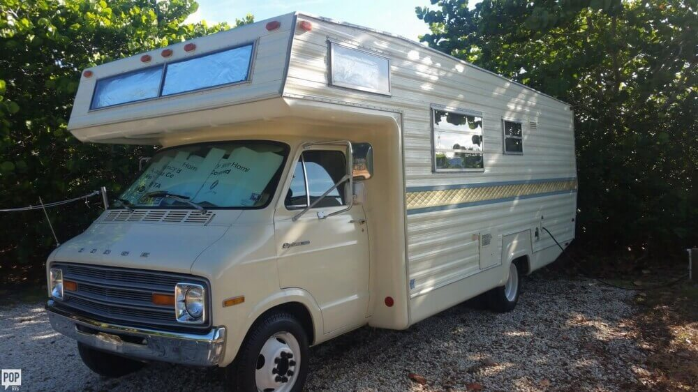 1977 Dodge Sportsman For Sale
