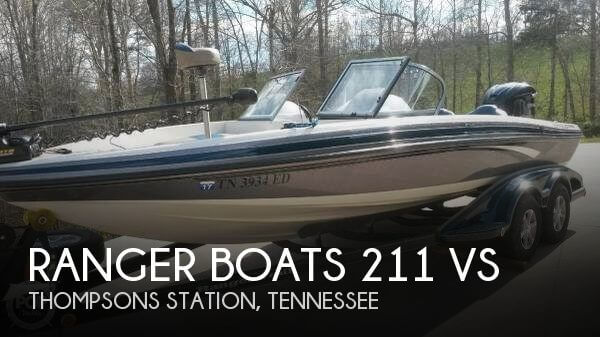 2012 Ranger Boats 211 VS - Photo #1