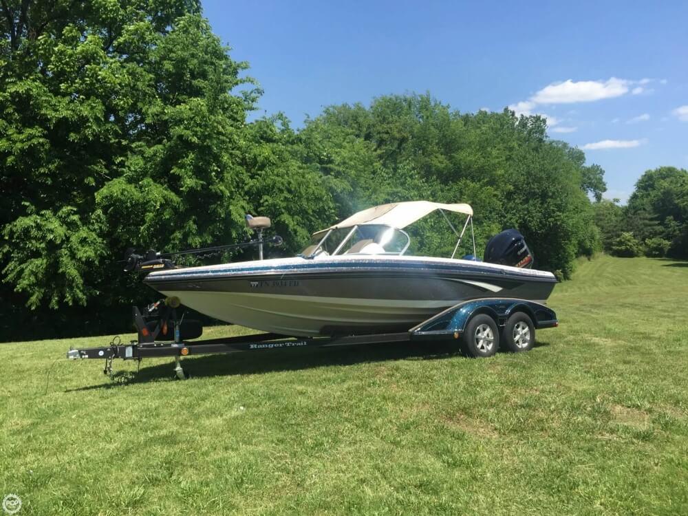 2012 Ranger Boats 211 VS - Photo #4