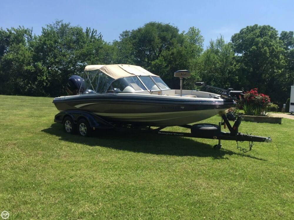 2012 Ranger Boats 211 VS - Photo #6