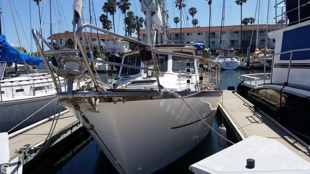 1986 Nauticat 33 - Photo #14