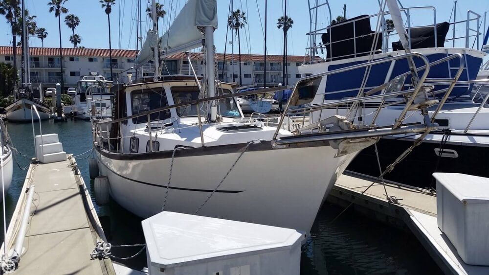 1986 Nauticat 33 - Photo #15