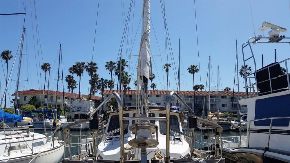 1986 Nauticat 33 - Photo #18