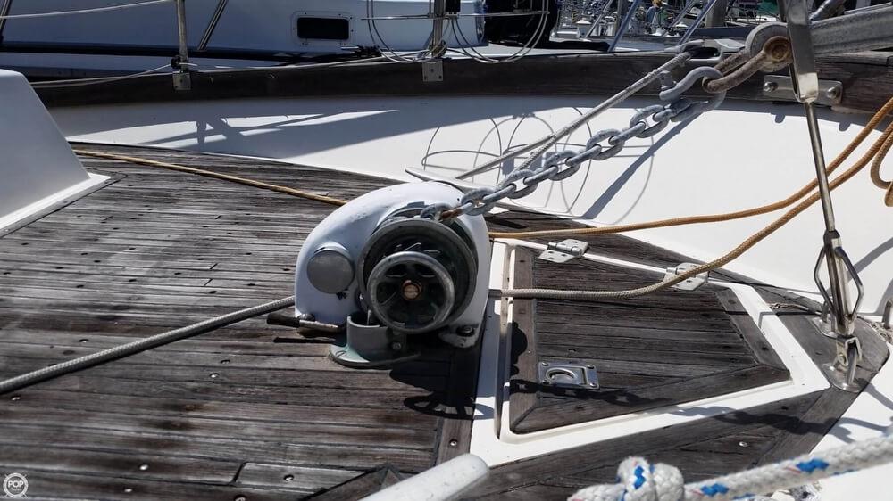 1986 Nauticat 33 - Photo #22
