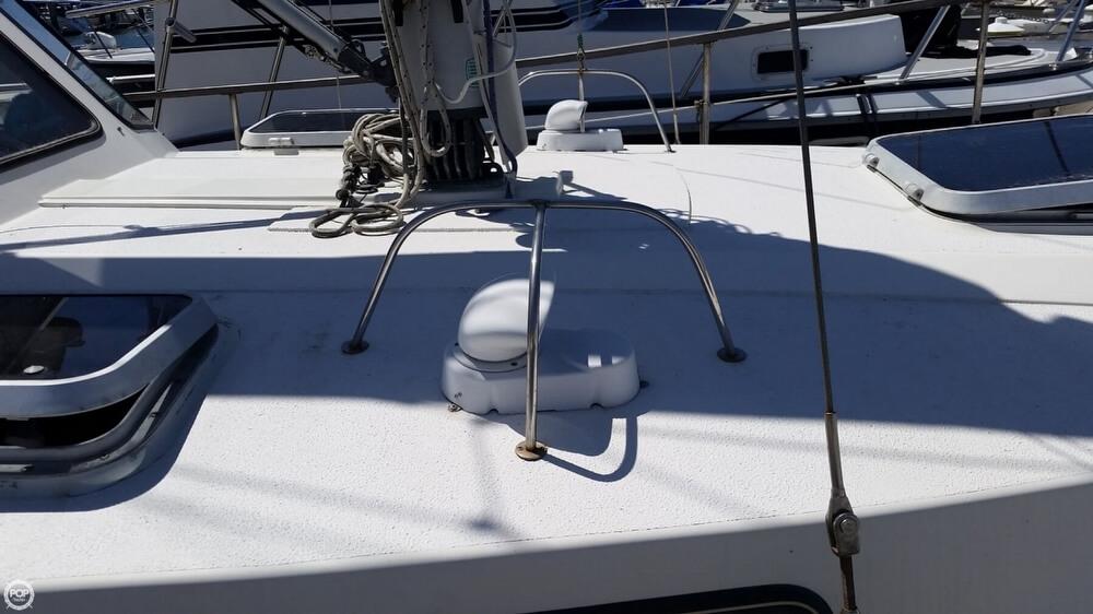 1986 Nauticat 33 - Photo #23