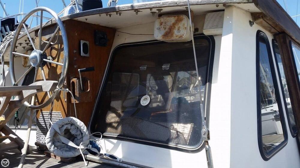 1986 Nauticat 33 - Photo #30