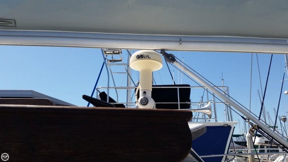 1986 Nauticat 33 - Photo #33