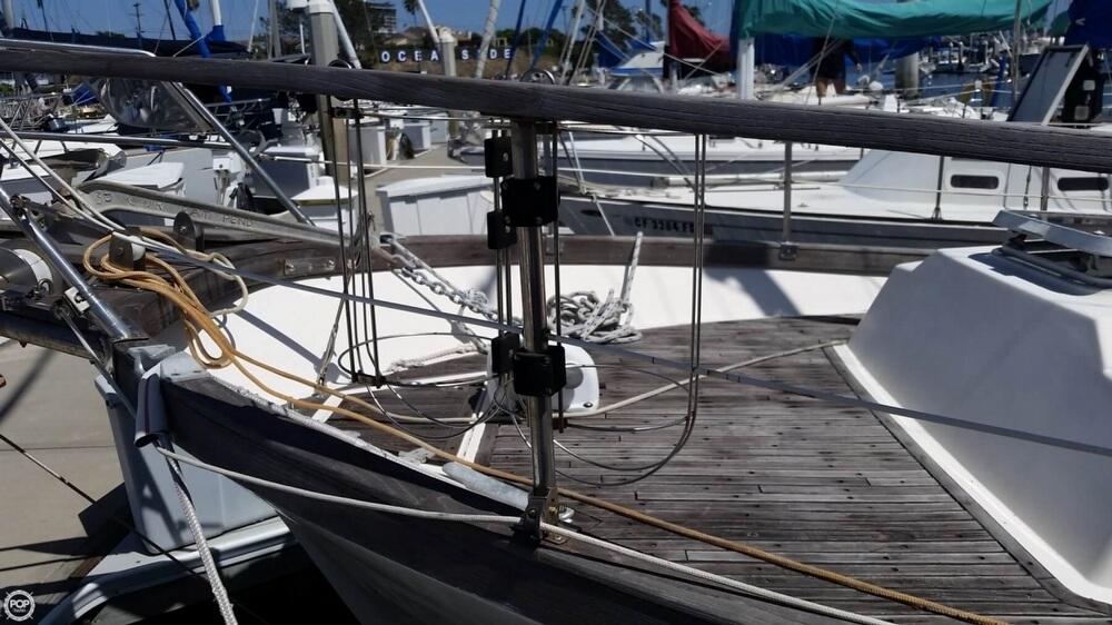 1986 Nauticat 33 - Photo #35
