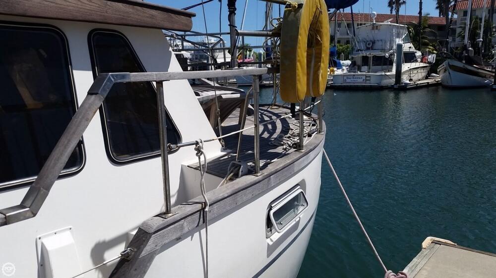 1986 Nauticat 33 - Photo #40