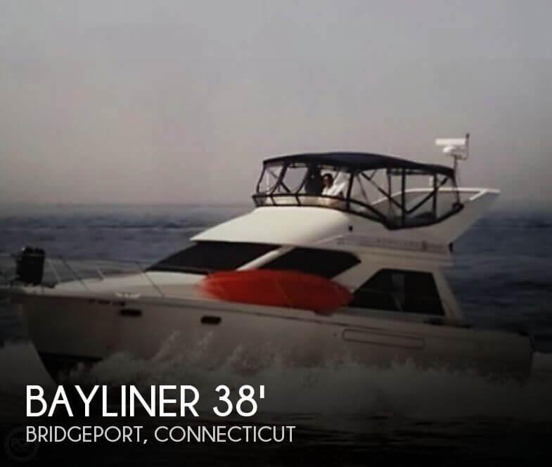 1998 Bayliner 38 - Photo #1