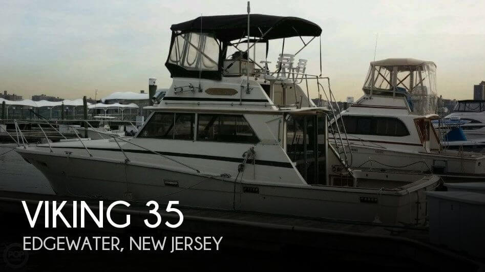 1976 VIKING 35 for sale