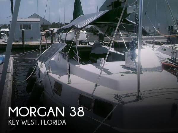 1976 Morgan 38 - Photo #1