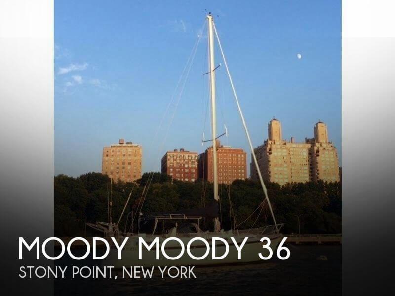 1979 Moody Moody 36 - Photo #1