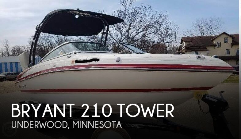 Used Boats For Sale in Fargo, North Dakota by owner | 2013 Bryant 21