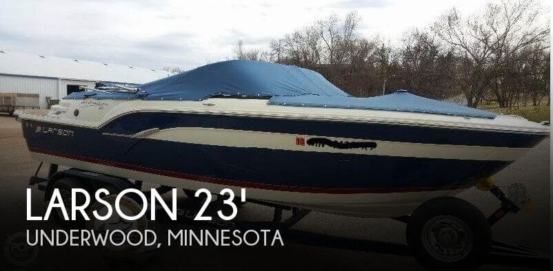 Used Boats For Sale in North Dakota by owner | 2013 Larson 23