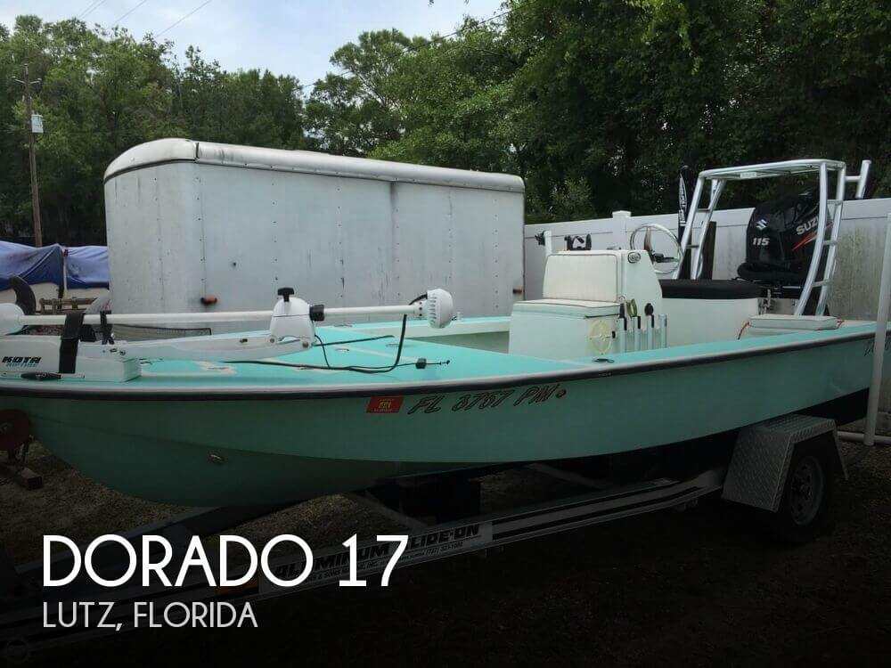 Used Dorado Boats For Sale by owner | 2013 Dorado 17