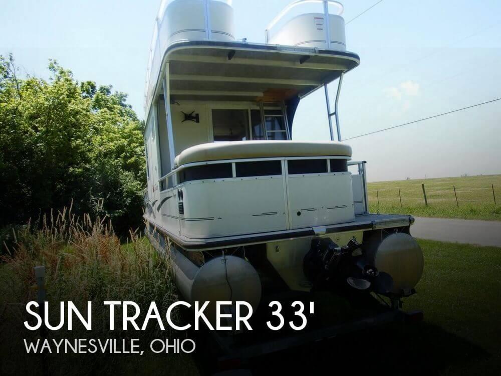 2009 Sun Tracker 33 - Photo #1