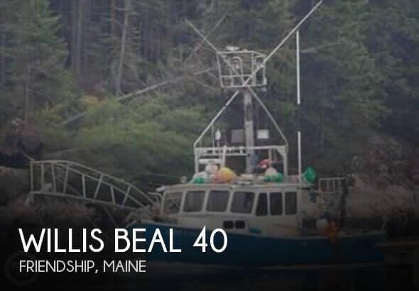 2000 Willis Beal 40 - Photo #1