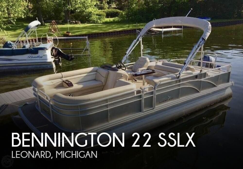 2013 Bennington 22 SSLX - Photo #1