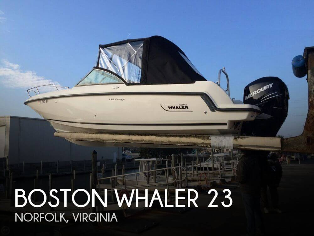 2014 Boston Whaler 23 - Photo #1