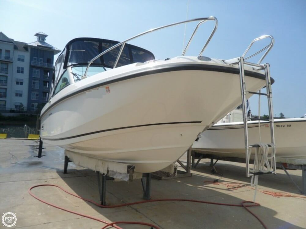 2014 Boston Whaler 23 - Photo #4