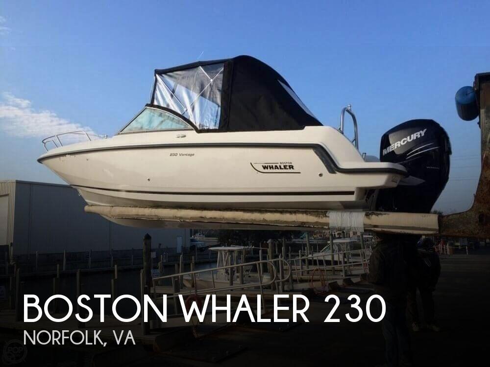 2014 BOSTON WHALER 230 VANTAGE for sale