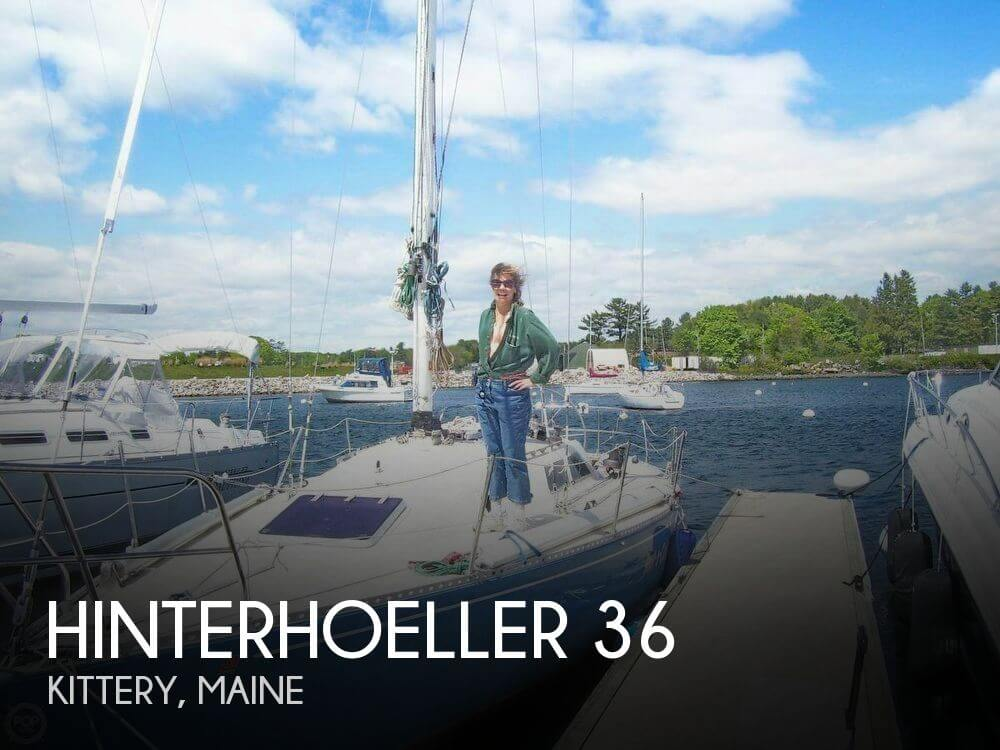 1982 Hinterhoeller 36 - Photo #1