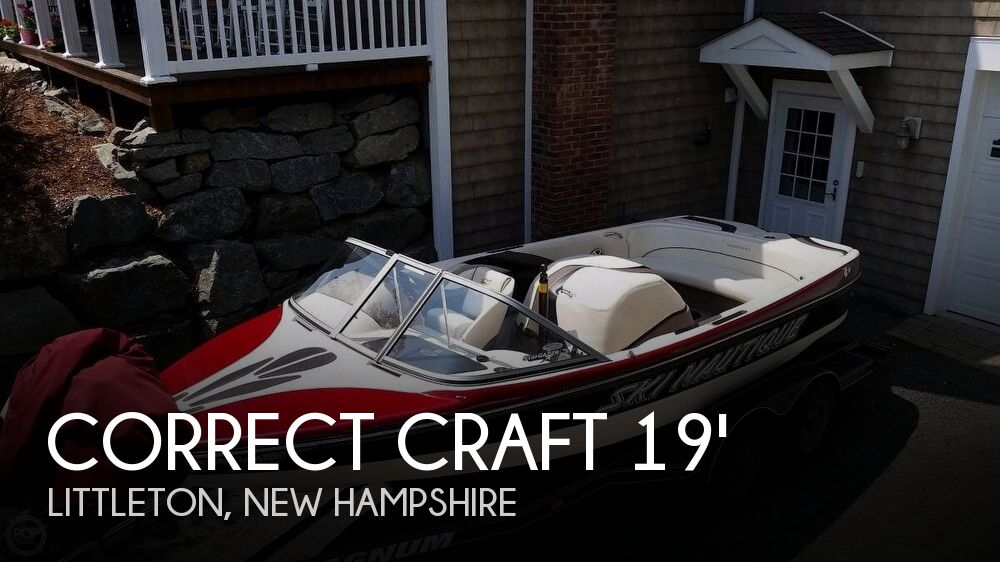 2007 Correct Craft Ski Nautique 196 - Photo #1
