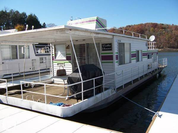 1980 Captains Craft 50 - Photo #1