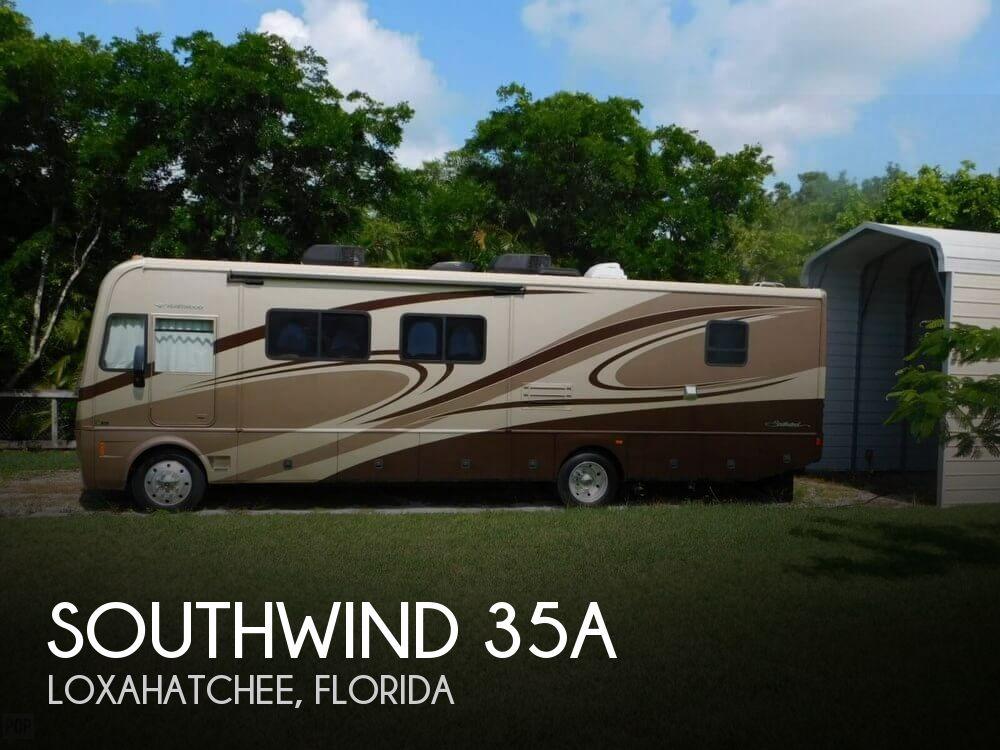 2008 Fleetwood Southwind 35A
