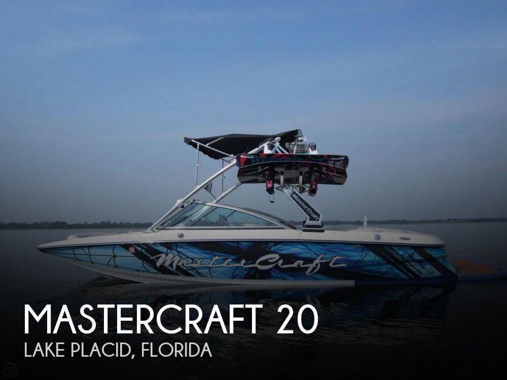 2008 Mastercraft 20 - Photo #1