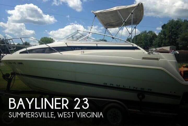 1996 Bayliner 23 - Photo #1