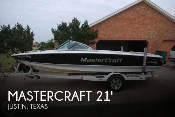 2001 Mastercraft 21 - Photo #1