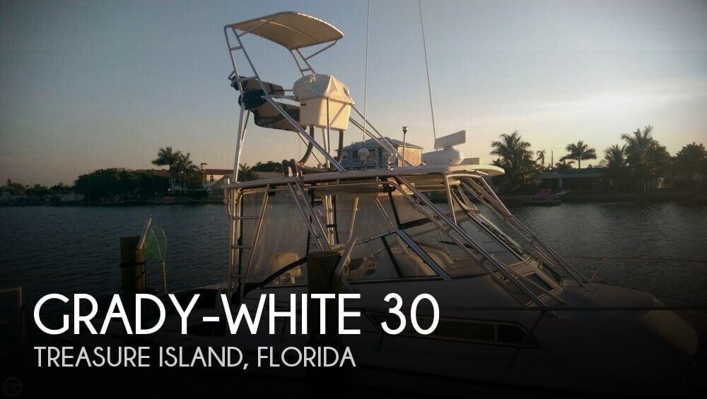 1995 Grady-White 30 - Photo #1