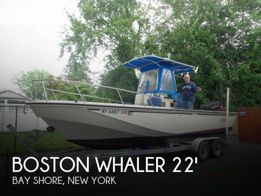 1987 Boston Whaler 22 - Photo #1